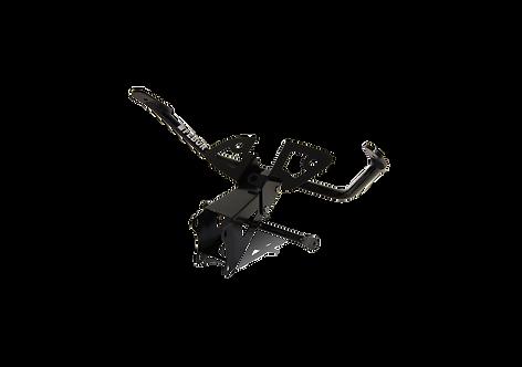 Aluminium Instrumentenhalter für MV Agusta F3 675/800 (12-21) von Febur