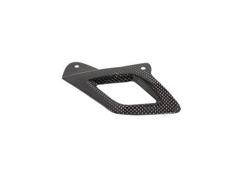 Lower chain cover in carbon by LighTech for Aprilia RSV4 / Fac / R / RR / RF (09-20)