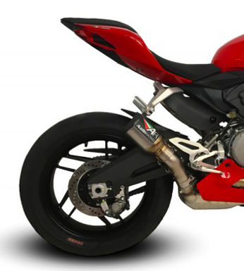 Austin Racing Slip-On (GP1R/GP2R) für Ducati Panigale 959 (16-19)