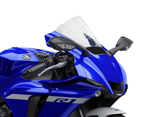 Puig Z-Racing Windshield für Yamaha YZF-R1/M (2020) 3826