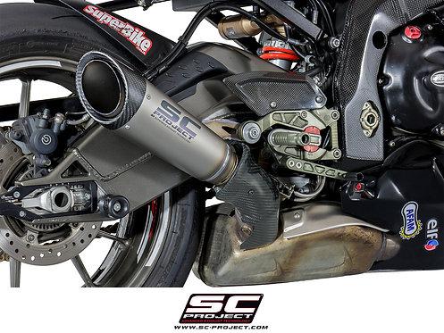 SC Project S1 Slip-On aus Titan für BMW S1000RR (10-14)