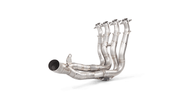 Akrapovic Krümmer (Edelstahl) für Honda CBR 1000 RR (Bj: 17-19) E-H10R6