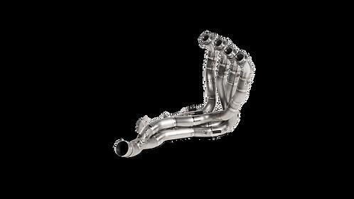 Akrapovic manifold (titanium) for Honda CBR 1000 RR-R (Bj: 20) E-H10R8