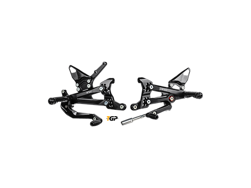 Fußrastenanlage von Bonamici Racing für Ducati Panigale V4 & V4 S (18-21) | DV4
