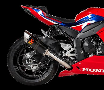Akrapovic Slip-On Line (Carbon) für Honda CBR1000RR-R (20-21) S-H10SO24-APC