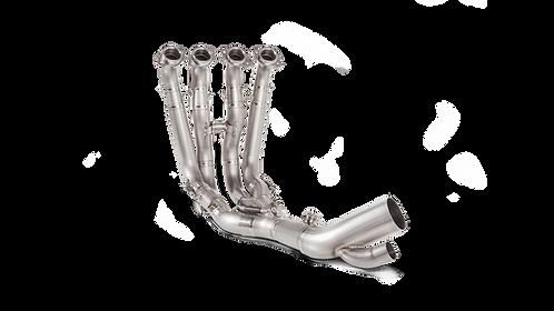 Akrapovic manifold (stainless steel) for BMW S1000RR (Bj: 17-18) E-B10R6