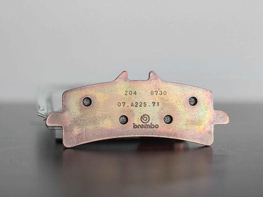 Brembo Z04 Racing-Bremsbeläge für Brembo M4/M50 und GP4-RX | 107A48639