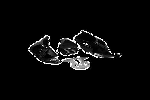 Rear fairing in GRP for Ducati Panigale 1299 (15-18) CRC fairings