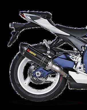 Akrapovic Slip-On Line (Carbon) für Suzuki GSXR 600/750 (Bj:11-17) S-S6SO8-HZC