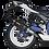 Thumbnail: Akrapovic Slip-On Line (Carbon) for Suzuki GSXR 600/750 (Bj: 11-17) S-S6SO8-HZC