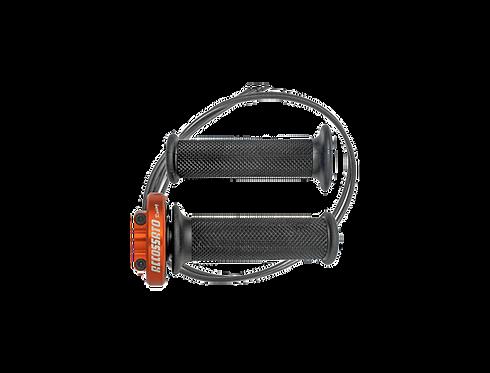 Short-stroke throttle for Aprilia RSV 4 / Facotry / R / RR / RF (09-18) MY002-AP010