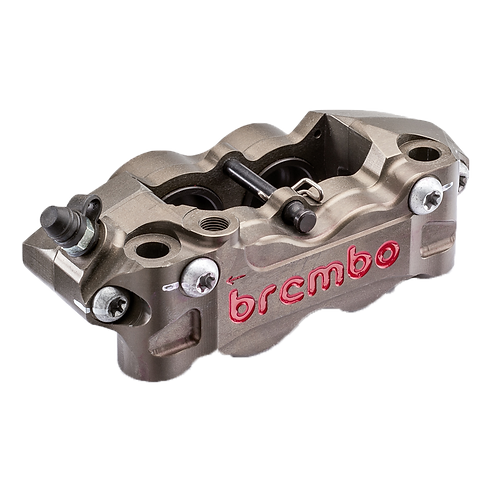 Brembo Racing brake caliper CNC 2-part P4 32-36 108 mm | XA3.B8.60 / 61