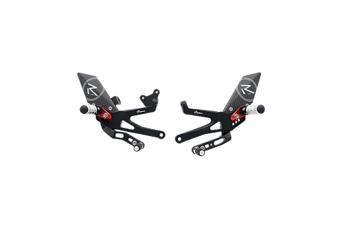 """Rearset """"R"""" from LighTech for Ducati Panigale V4 S Corse / Speciale (18-19)"""