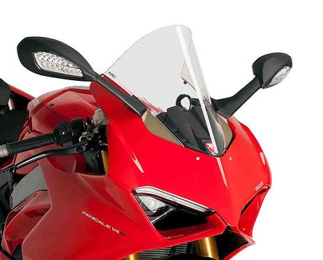 Puig R-Racer Windshield für Ducati Panigale V4 (18-19) 9690