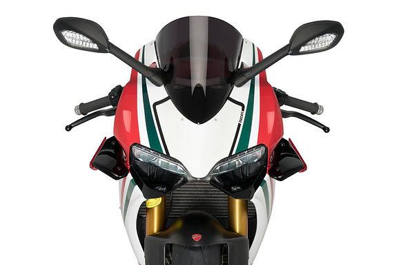 Winglets Spoiler Downforce für Ducati Panigale 1199/S/R von Puig | REF.3566