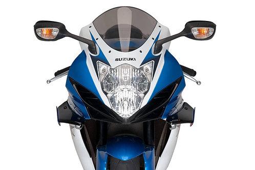 Winglets Spoiler Downforce für Suzuki GSX-R 600/750 (11-16) von Puig | REF.3163