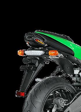 Akrapovic Slip-On Line (Titanium) für Kawasaki ZX-6R (Bj: 07-08) S-K6SO5-HACT