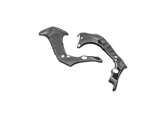 Rahmenabdeckung in Carbon von LighTech für Kawasaki ZX10 R/RR (16-20) | CARK9850