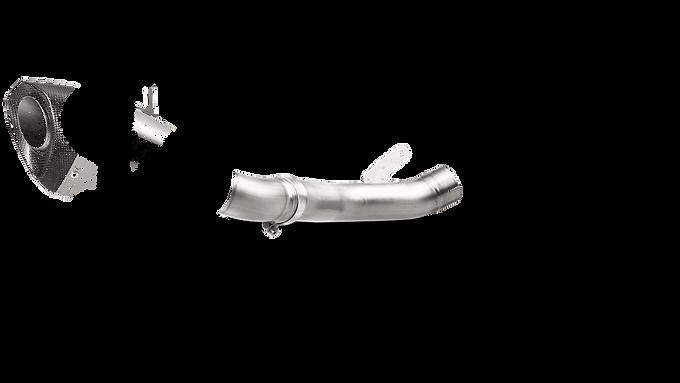 Akrapovic Zwischenrohr (Titanium) für Kawasaki ZX-10R/RR (Bj: 16-20) L-K10SO7T