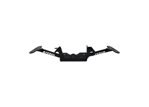 Aluminum instrument holder for Kawasaki ZX-10 R (11-15) from Febur