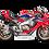 Thumbnail: Akrapovic Slip-On Line (Titan) for Honda CBR1000RR (Bj: 17-19) S-H10SO17-HAPXLT / 1