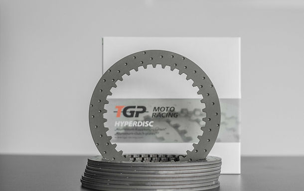TGP-Hyperdisc´s für Suzuki GSX-R 600/750 (08-14) (Kupplungsscheiben)