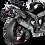 Thumbnail: Akrapovic Slip-On Line (Titanium) für Kawasaki ZX-10R (Bj:11-15) S-K10SO13-ZT