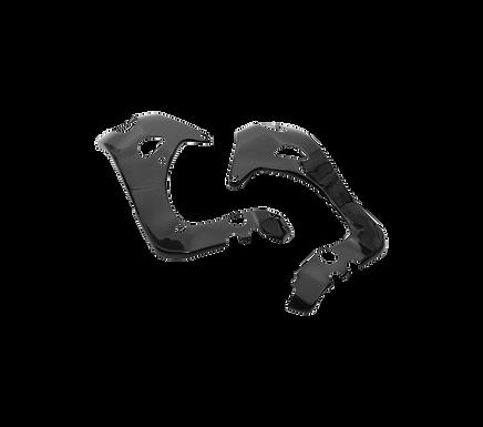 Rahmenabdeckung in Carbon von LighTech für Honda CBR1000RR (08-16) | CARH7650