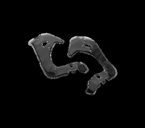 Rahmenabdeckung in Carbon von LighTech für Honda CBR1000RR (08-16)   CARH7650