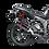 Thumbnail: Akrapovic Slip-On Line (Carbon) für Kawasaki ZX-10R/RR (Bj:16-20) S-K10SO16-HZC