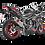Thumbnail: Akrapovic Racing Line (Edelstahl) für Suzuki GSX-R 1000 (17-21) S-S10R11-APLT