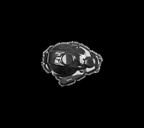 Clutch cover in carbon by LighTech for Suzuki GSX-R 1000 (17-20)