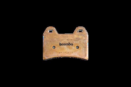 Brembo Z04 racing brake pads for Ducati 848 (09-10) | 107670823
