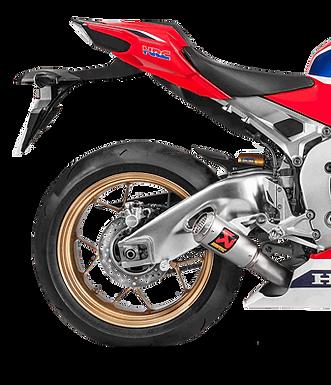 Akrapovic Slip-On Line (Titanium) für Honda CBR1000RR (Bj: 17-19) S-H10SO18-CBT