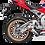 Thumbnail: Akrapovic Slip-On Line (Titanium) for Honda CBR1000RR (Bj: 17-19) S-H10SO18-CBT