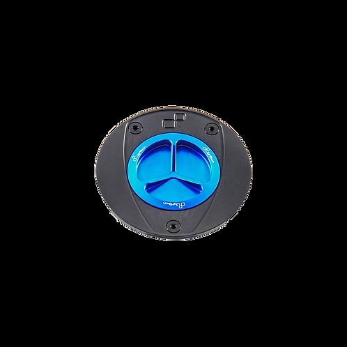Tankdeckel mit Schraubverschluss von LighTech für Yamaha YZF-R6 (06-20)