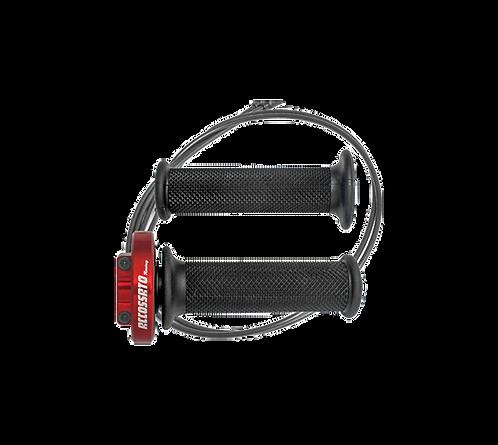 Short stroke throttle for Honda CBR 1000 RR (04-12) by Accossato | MY002-HN001