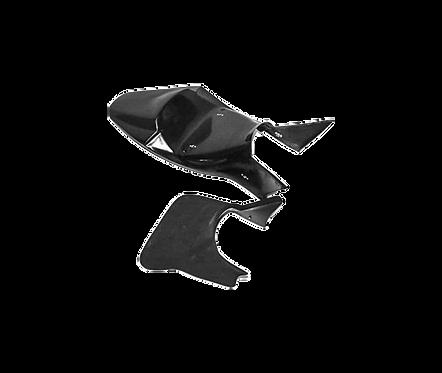 Rear fairing including seat unit GRP for Honda CBR 600 RR (13-16) CRC fairings
