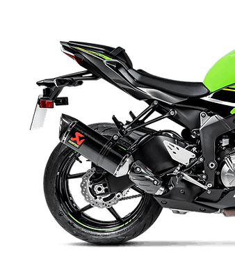 Akrapovic Slip-On Line (Carbon) für Kawasaki ZX-6R/RR/636 (Bj:09-20) S-K6SO7-HZC