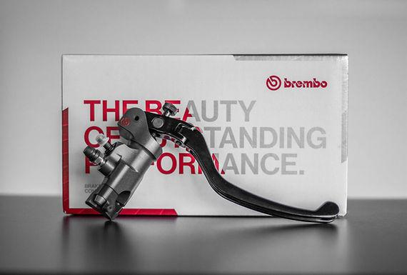 "Brembo Radial Bremspumpe ""gefräst CNC"" PR19x18   XR0.11.71"
