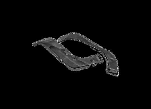Rahmenabdeckung in Carbon von LighTech für Yamaha YZF-R6 (06-16) | CARY9950