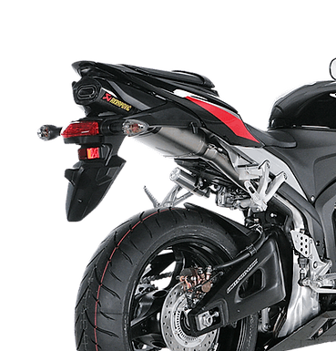 Akrapovic Slip-On Line (Titanium) für Honda CBR 600 RR (Bj: 09-12) S-H6SO13-HACT