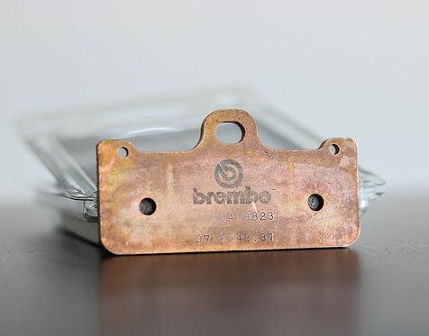 Brembo Z04 racing brake pads for Brembo racing calipers P4 32/36 CNC monoblock