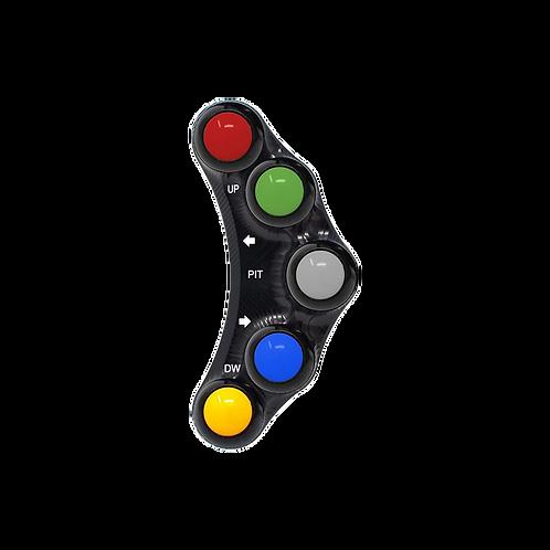 Lenkerschalter mit 5 Buttons für Aprilia RS 660 (2021)   JP PLSR 660