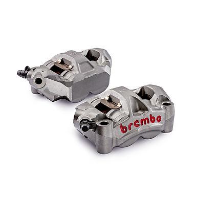 Brembo Bremszangen M50 Monoblock 100mm für KTM Superduke 1290 (14-20)