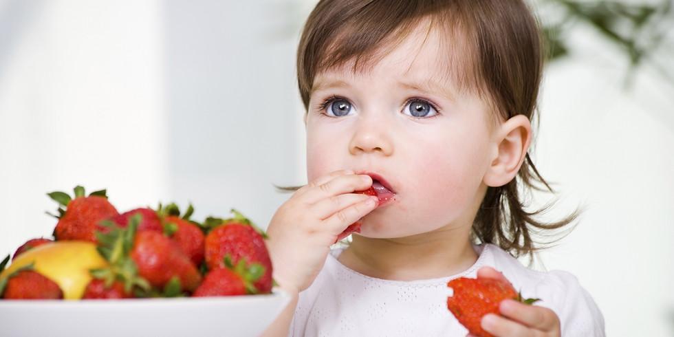 Alimentación Toddler