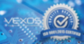 VEXOS Achieves Latest International Organization for Standardization (ISO) Certifications