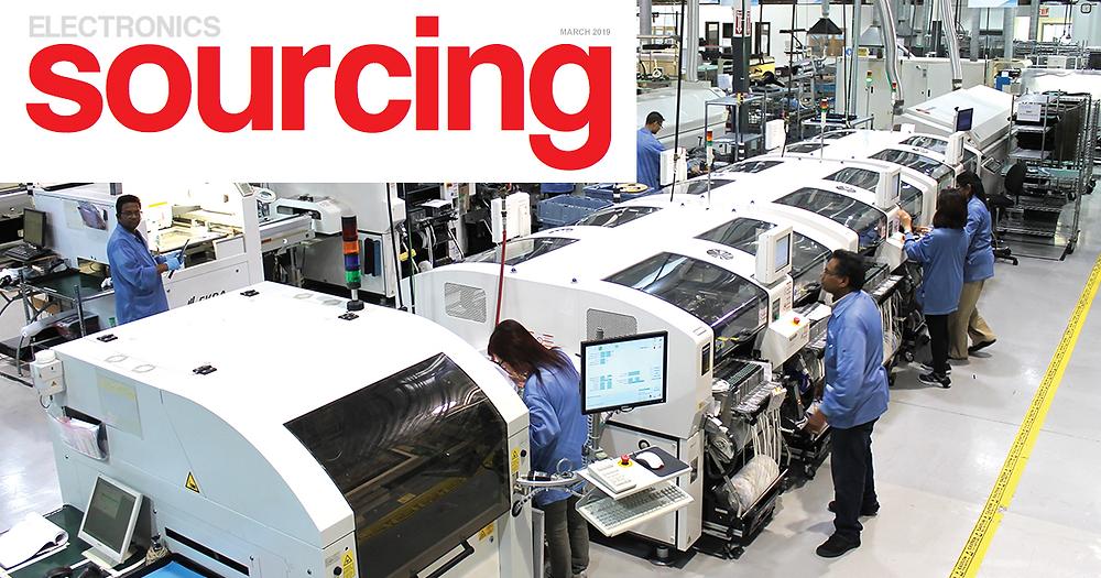 Vexos manufacturing facility in Markham Canada