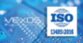 VEXOS-Achieves-ISO13485-2016-Certificate