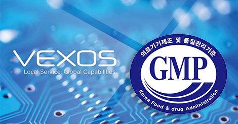 VEXOS Achieves Latest International Organization for Standardization (ISO) Certifications